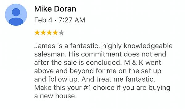 Mike Doran Google Review.png