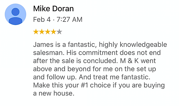 Mike Doran Google Review.png