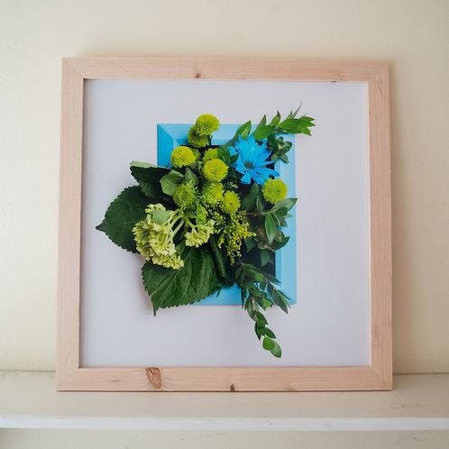 Blue // Frames Series (5 of 5)