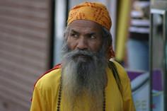 Portrait au Népal