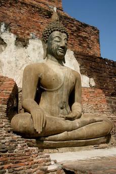 Buda en Thailand