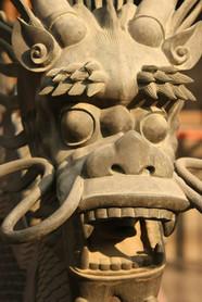 Dragon en Chine
