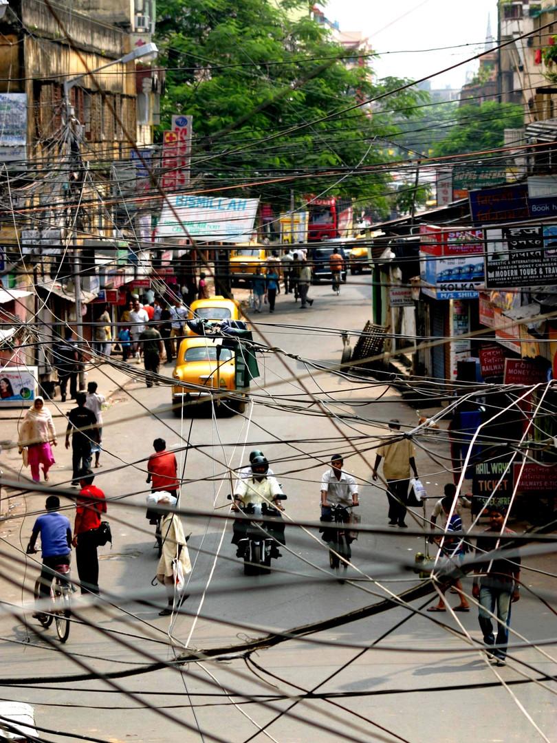 Voyage en Inde à Calcutta