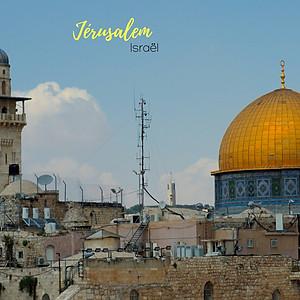 ISRAËL - Tel Aviv, Jerusalem & la Mer morte