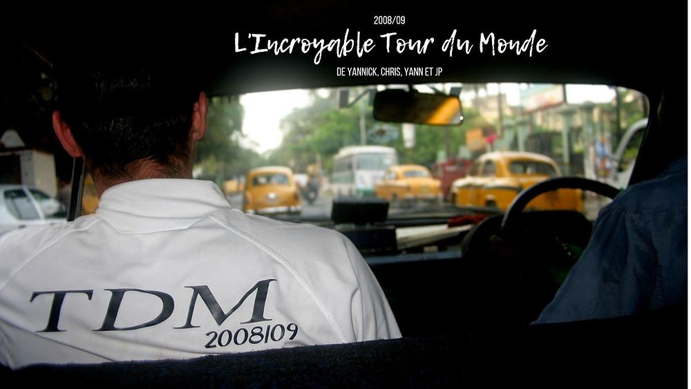 TOUR DU MONDE, VOYAGE, BLOG DE VOYAGE