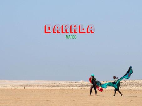 Maroc - Sessions de Kitesurf à Dakhla