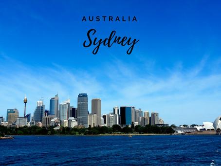 Sydney - Une ville parfaite !