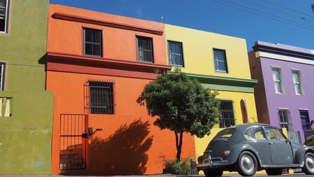 La belle ville de Cap Town en Afrique du Sud