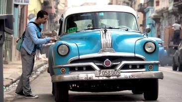 Taxi à Cuba