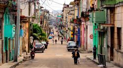 Ruelle dans la Havane - Cuba
