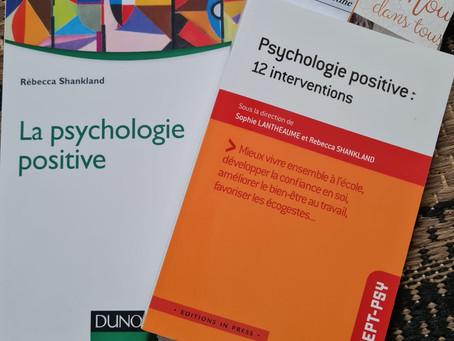 Psychologie positive conjuguée à la Médiation équine et autres outils