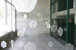 Untitled (Sugar Installation) detail