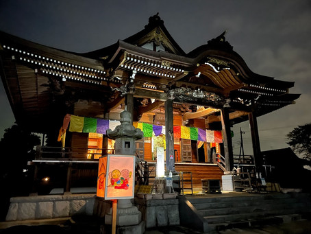 東福寺の万灯会を見にいったら、町の伝統を守る思いが見れた