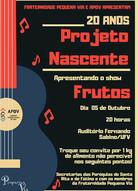 Show Projeto Nascente