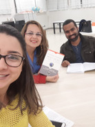 Compartilhando e semeando conhecimentos: Núcleo Pedagógico da APOV participa de Semana Acadêmica de