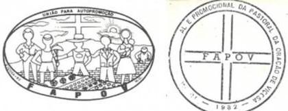 Evolucao da Logo da APOV