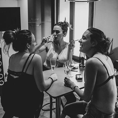 Lucie, Fabienne, Ambroisie