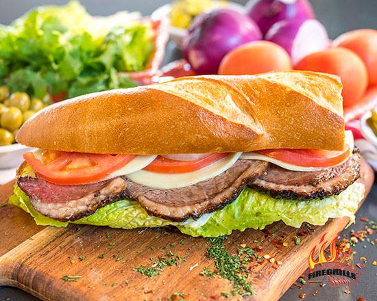 $6 Top Sirloin Sandwich
