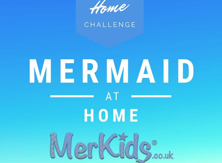 Be a Mermaid at HOME