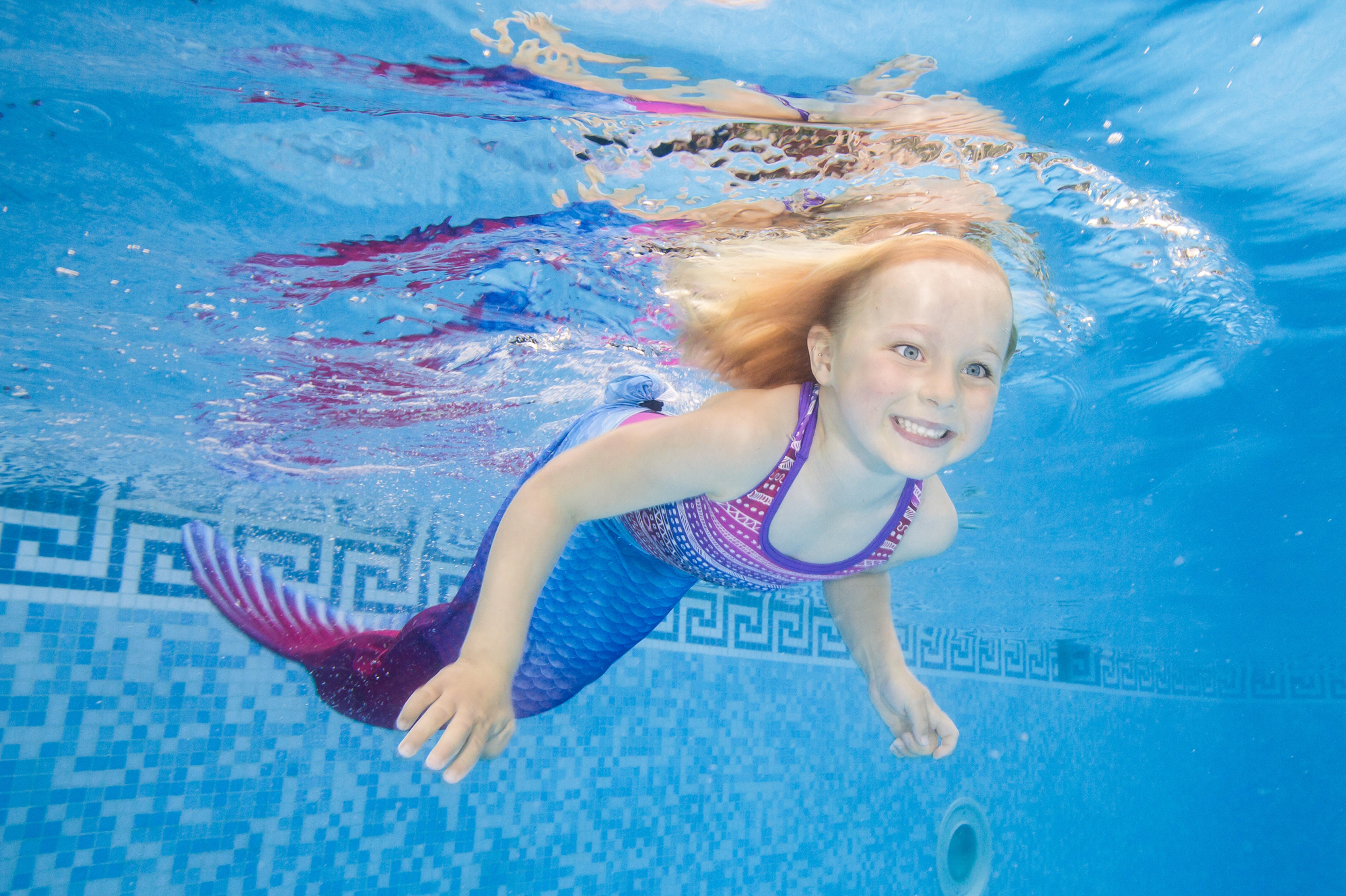 Mermaid Underwater Shoot
