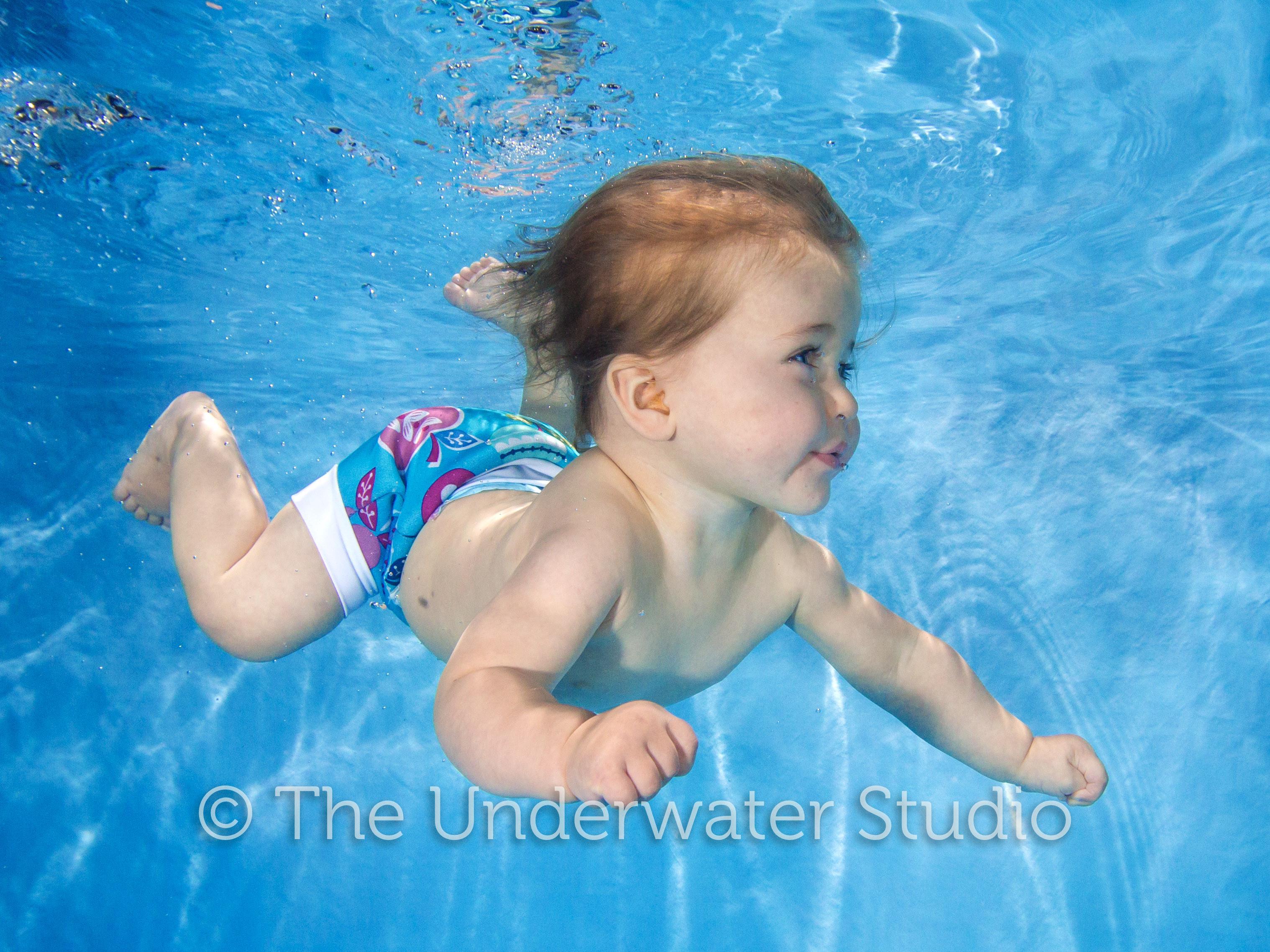 Swim School Group Photoshoot