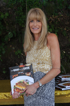 Cove book launch - Lindy Davis