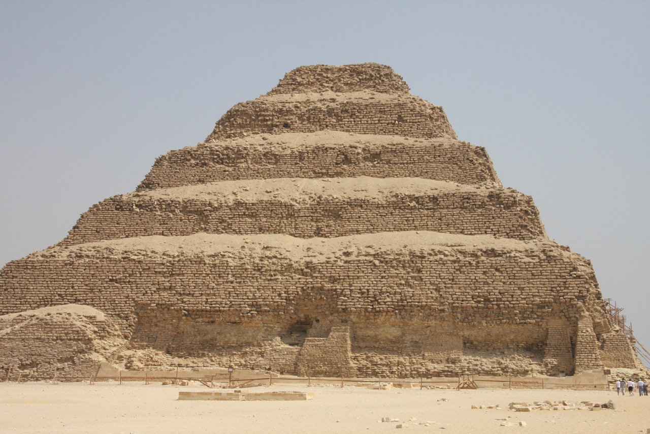 Step Pyramid - Lindy Davis