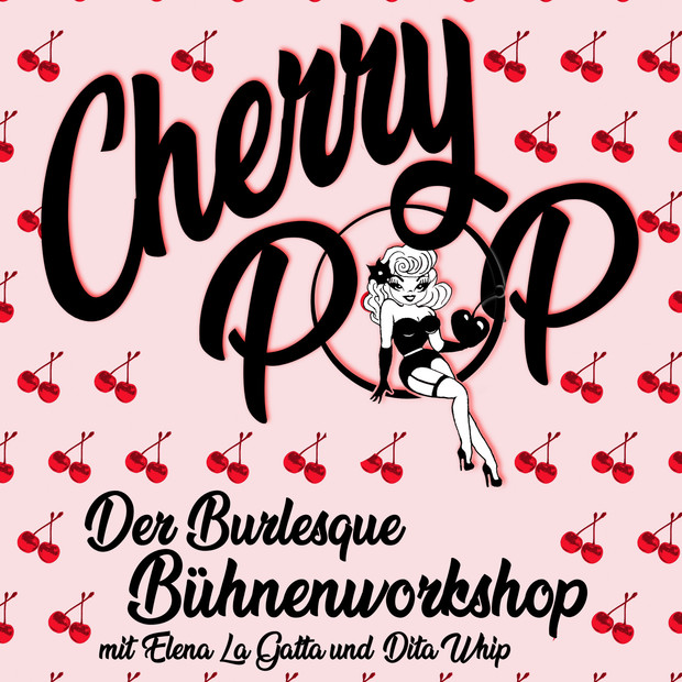 Cherry Pop (Make Up) (In collaboration with Elena La Gatta)