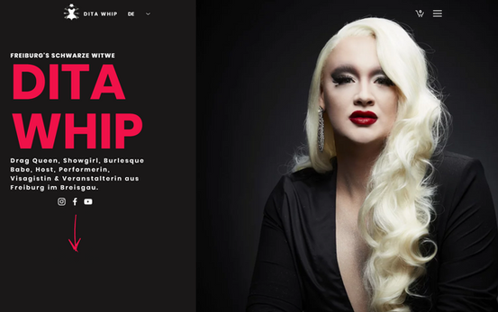 Relaunch Dita Whip