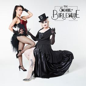 The School of Burlesque (In collaboration with Elena La Gatta)