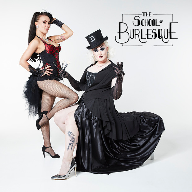 The School of Burlesque (In collaboration with Elena La Gatta)