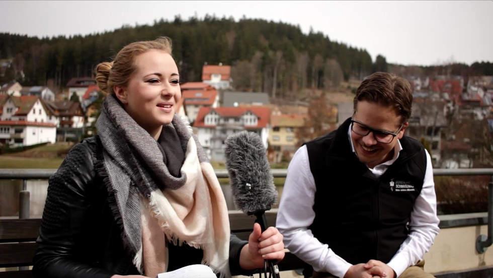 Multimediareportage über den Blindensee in Schonach