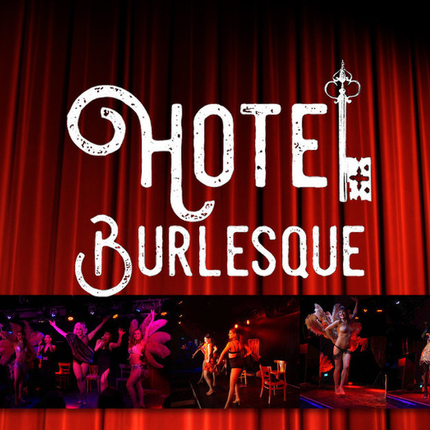 Hotel Burlesque (In collaboration with Elena La Gatta & Provocation Dance)