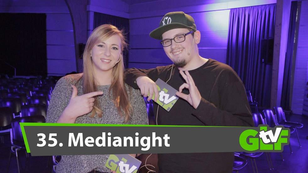 Moderation der 35. MediaNight Digitale Medien der Hochschule Furtwangen am 24. Januar 2017