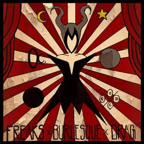 Opium Circus (In collaboration with Elena La Gatta)