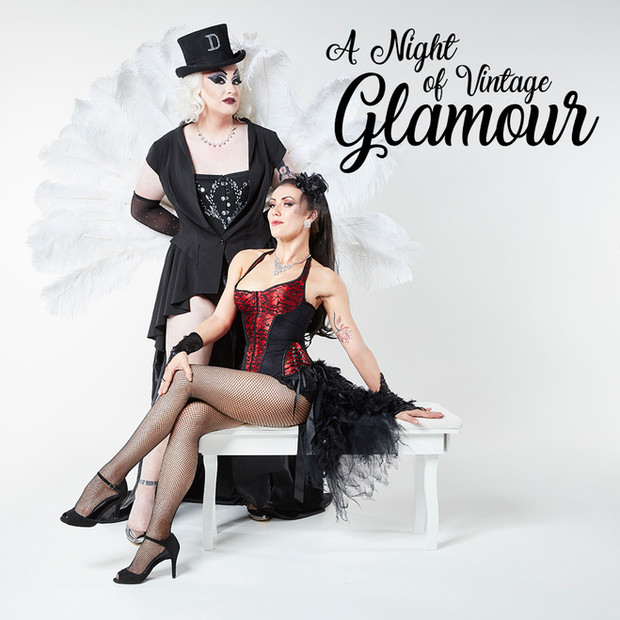 Night of Vintage Glamour (In collaboration with Elena La Gatta)