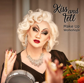 Kiss and Tell - Make Up Workshops