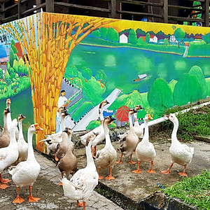 The Bikalan Mural