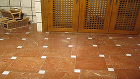 Marmor plattor