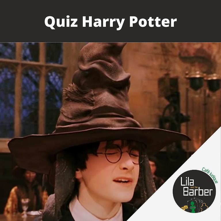 Quiz : Harry Potter