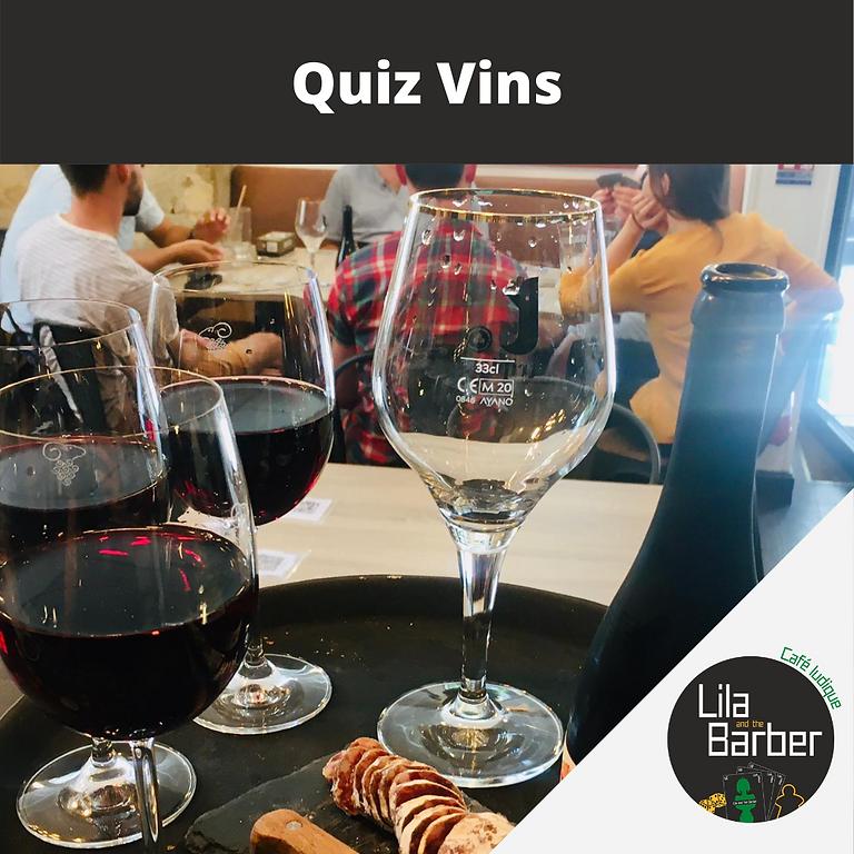 Quiz Vins