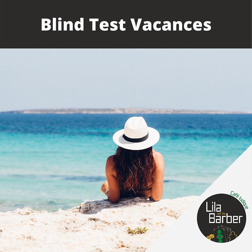 Blind Test : Vacances