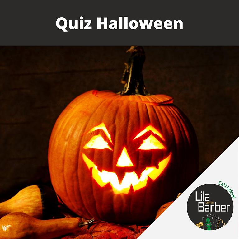Quiz : Halloween