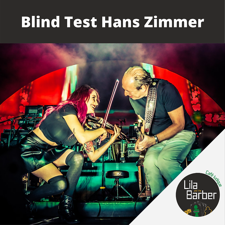 Blind Test : Hans Zimmer