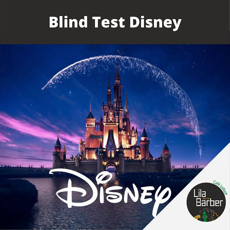 Blind Test : Disney
