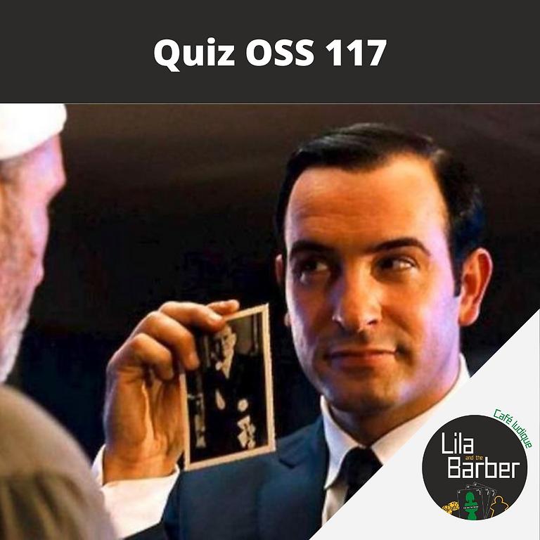 Quiz OSS 117