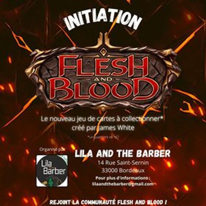 Découverte : Flesh and Blood