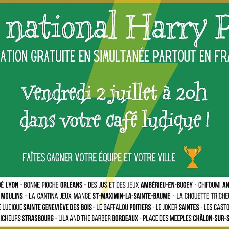 Quizz Harry Potter Inter cafés ludiques