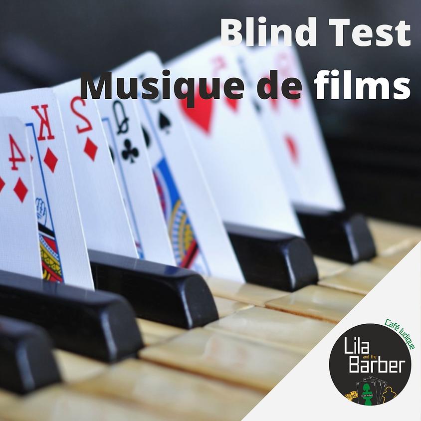 Blind Test :  Musique de films