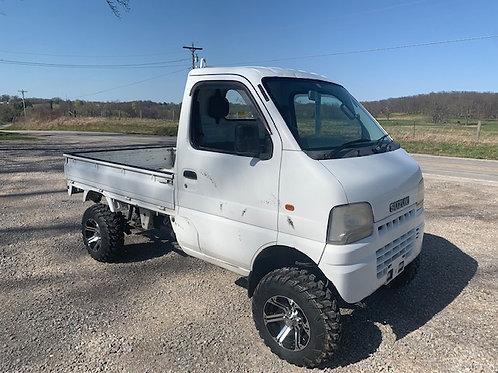 2000 Suzuki Japanese Minitruck [#4023]